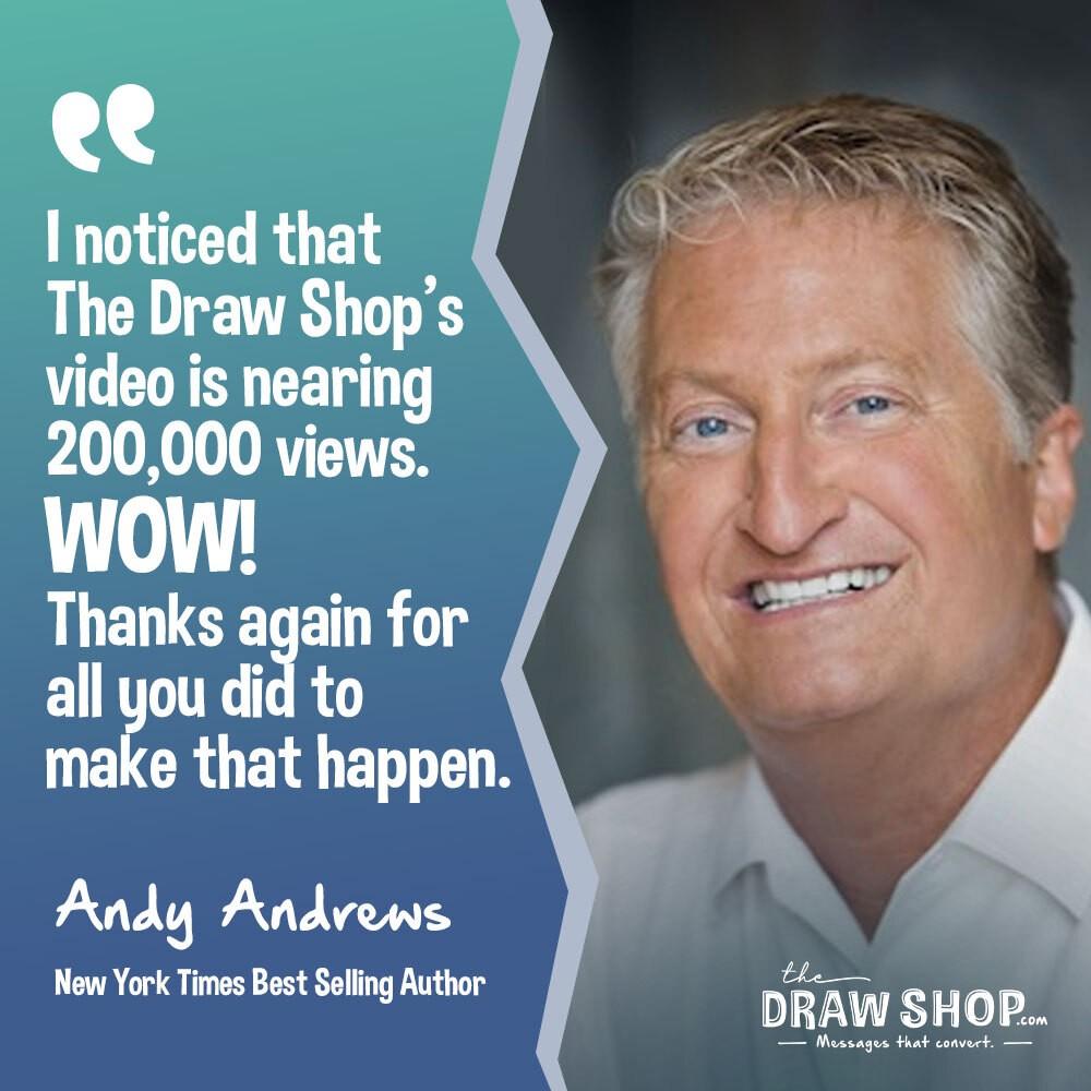 Andy Andrews - Testimonials
