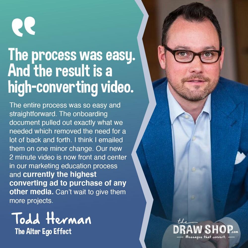 Todd Herman - Testimonial
